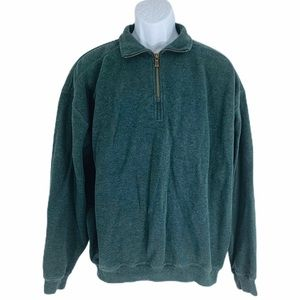 Tommy Bahama XL 1/4 Zip Pullover